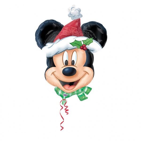 Balonek Foliovy Mickey Mouse Dekorace Party Cz